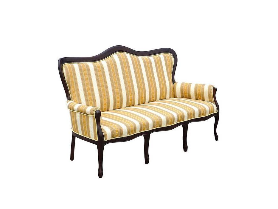 Taranko: Wersal: диван 3 местный  (орех, ткань)