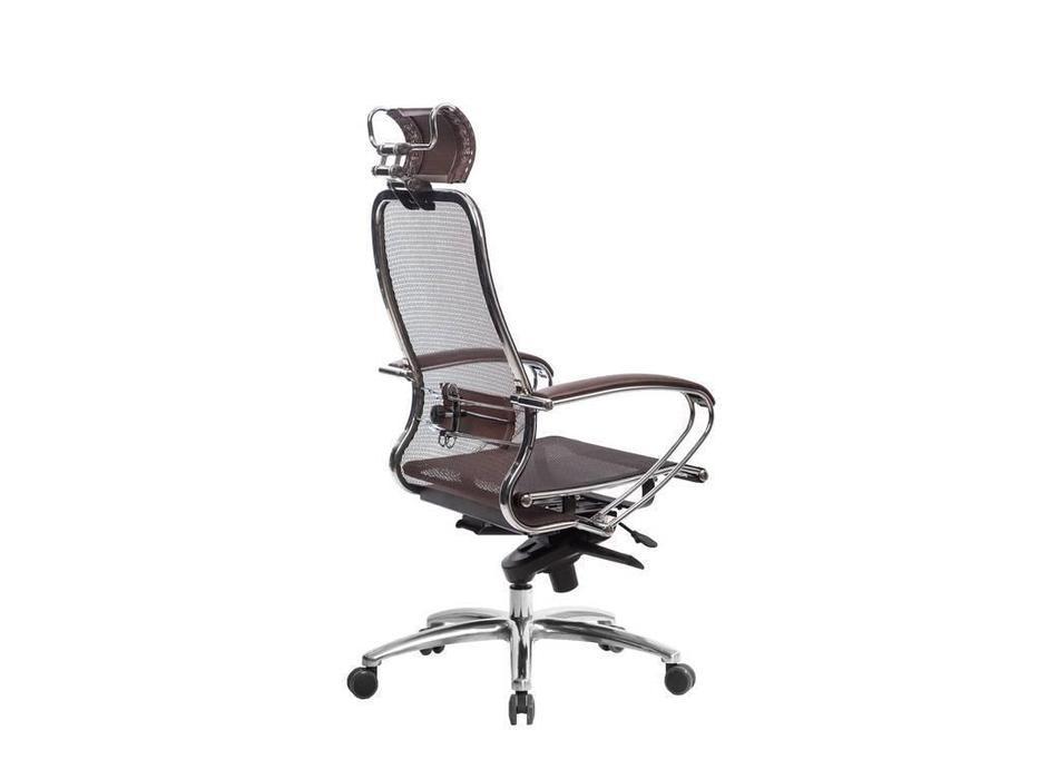 Consul: Samurai: кресло офисное  без чехла для сиденья (темно-коричневый)