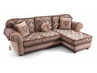 Zzibo Mobili: Laura: диван угловой раскладной (ткань)