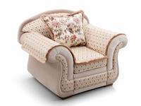 Zzibo Mobili: Carmen: кресло (ткань)