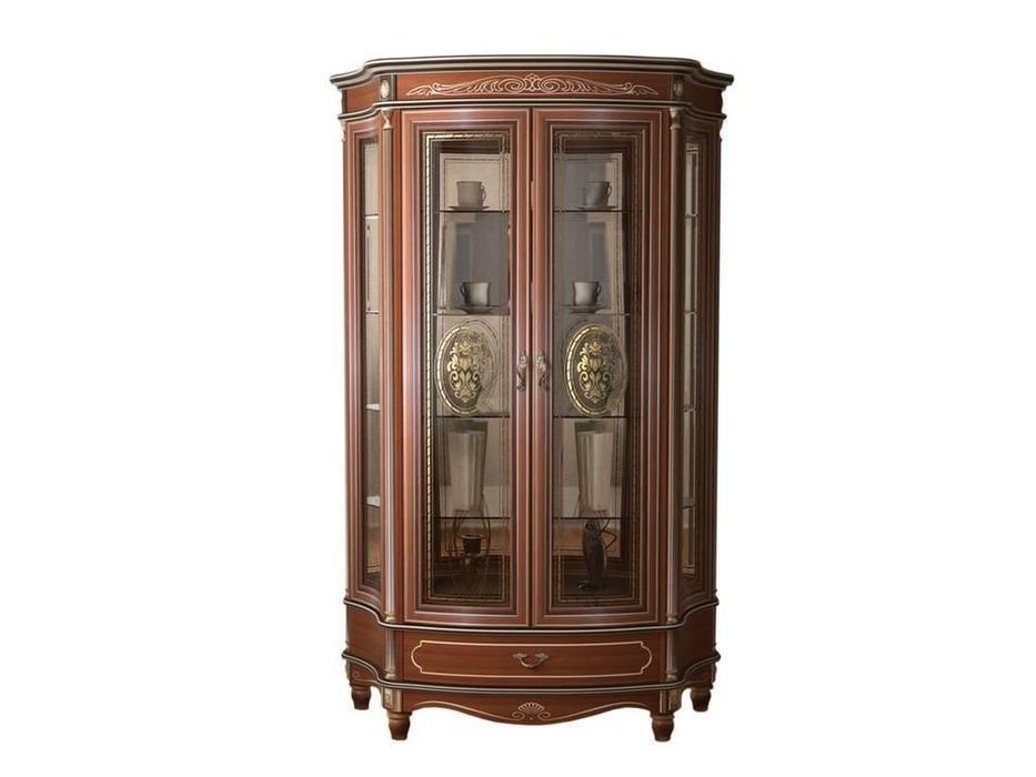 Юта: Палермо: витрина 2 дверная  (ночь пегассо)