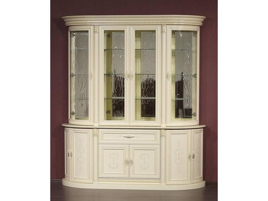 витрина 4 дверная