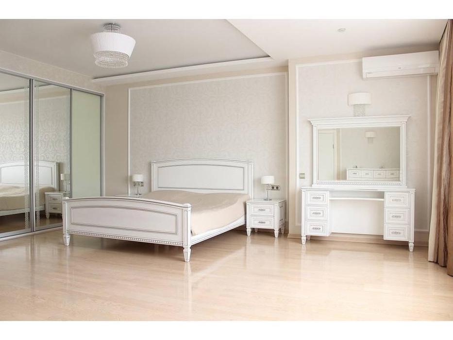 Юта: Юта: спальная комната  (белый)