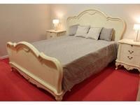 Юта: Парма: кровать 160х200  (бежевый)