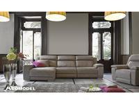 Acomodel: Blus: диван угловой (бежевый)