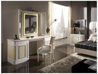 Canella: Audere: стол туалетный  (шпон pomele, sicomoro)