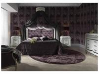 Canella: Babel: спальная комната (белый, серебро)