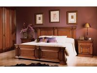 5228065 кровать двуспальная Canella: Luxor