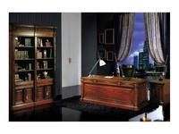 Canella: Aleman: стол письменный  (шпон корень вяза)