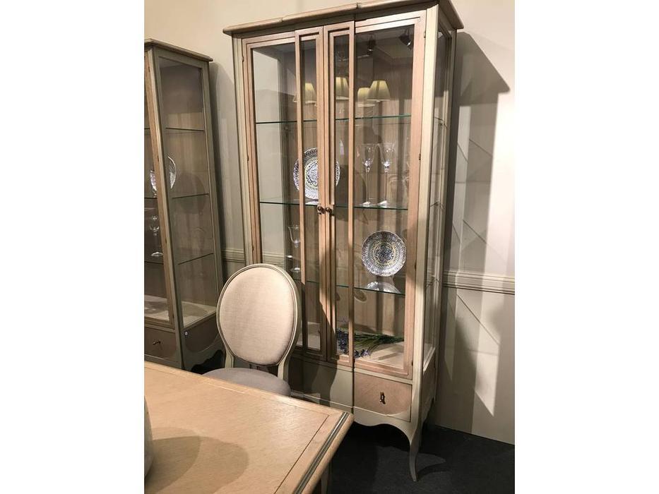 Antika: Matisse: витрина 2 дверная  (шпон, лак)