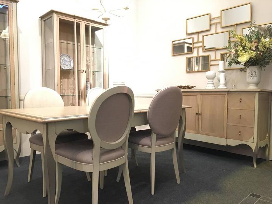 Antika: Matisse: стол обеденный  раскладной (шпон, лак)