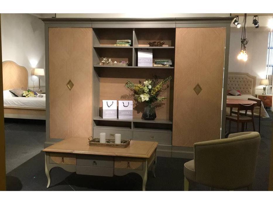 Antika: Matisse: стенка в гостиную  с раздвижными дверями (шпон, лак)