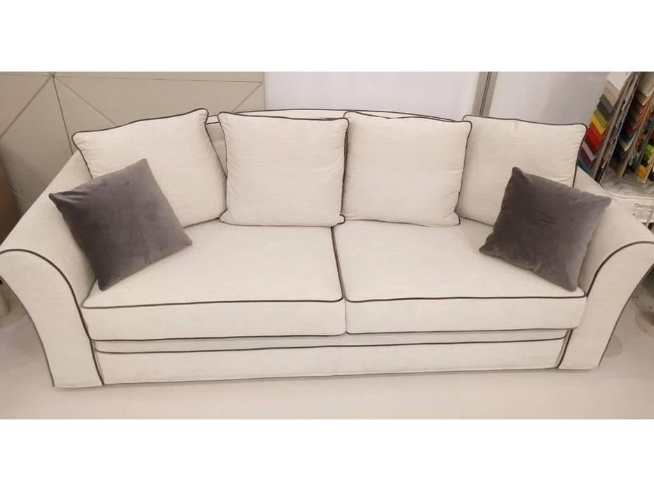 Dienne: Elegance: диван 3 местный раскладной (ткань)