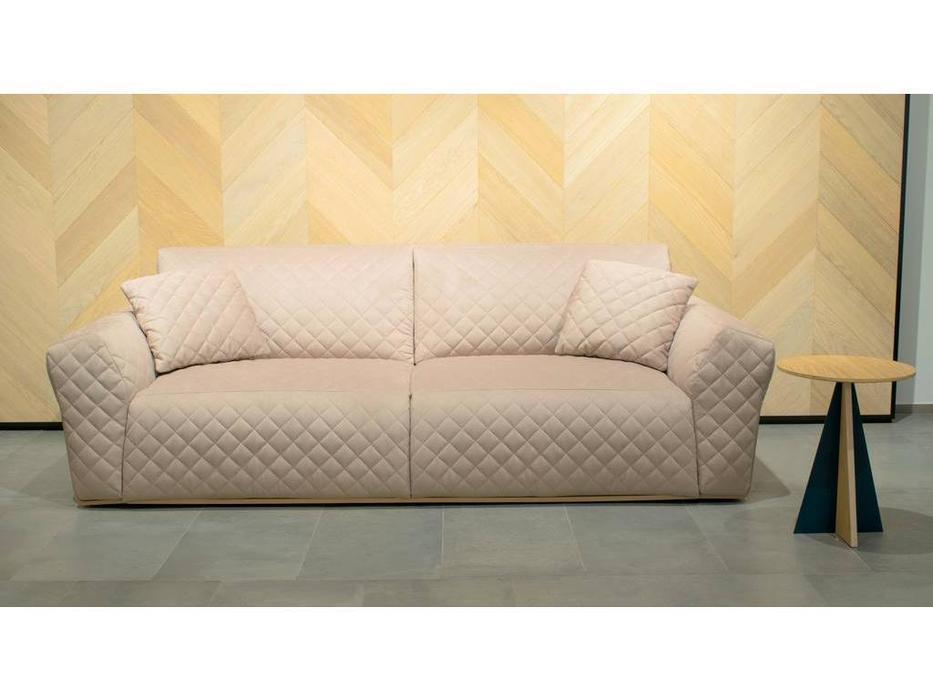 Dienne: Bubble Diamond: диван 3 местный  MAXI раскладной (бежевый)