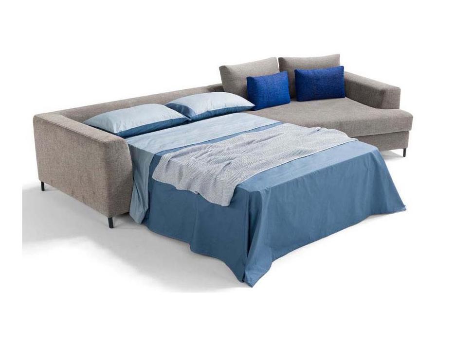 Dienne: Loy: диван 3 местный  раскладной (серый)
