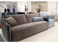 Dienne: Varenne: диван 3 местный раскладной (ткань, капучино)