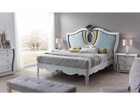 5228906 кровать двуспальная Zache: Valentina