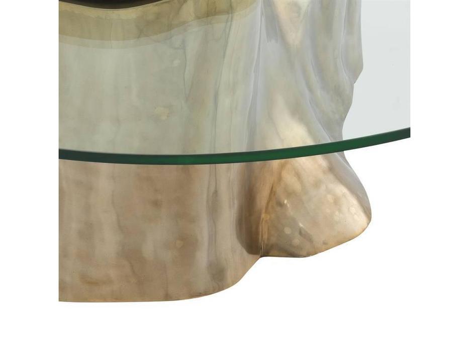 Eichholtz: Urban: стол журнальный  (металл, стекло)