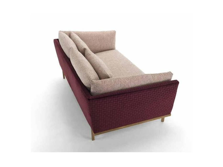 Eko Divani: Morrison Soft: диван 3 местный тк. Super (ткань, металл)