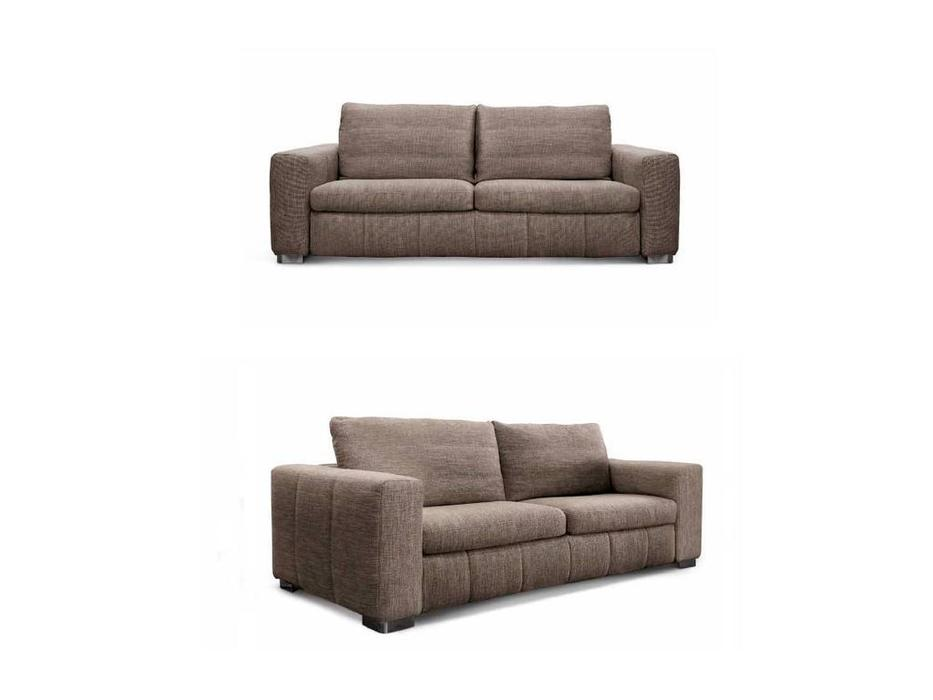 Miki Ferrari: Boma: диван 3 местный раскладной cat.Glamour (ткань)