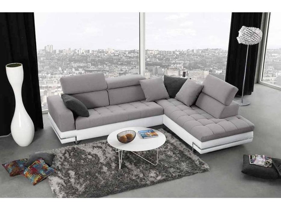 Miki Ferrari: Sweet dream: диван угловой раскладной cat.Glamour (ткань)