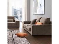Miki Ferrari: Pull: диван 2 местный cat.Luxury (ткань)