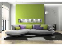 VerySofa: Galaxie: диван угловой (ткань, бежевый)