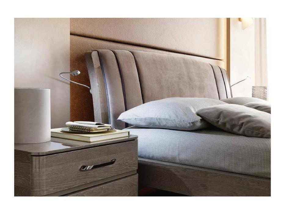 Camelgroup: Maia: кровать 180х200 Trendy  (серебристая береза)