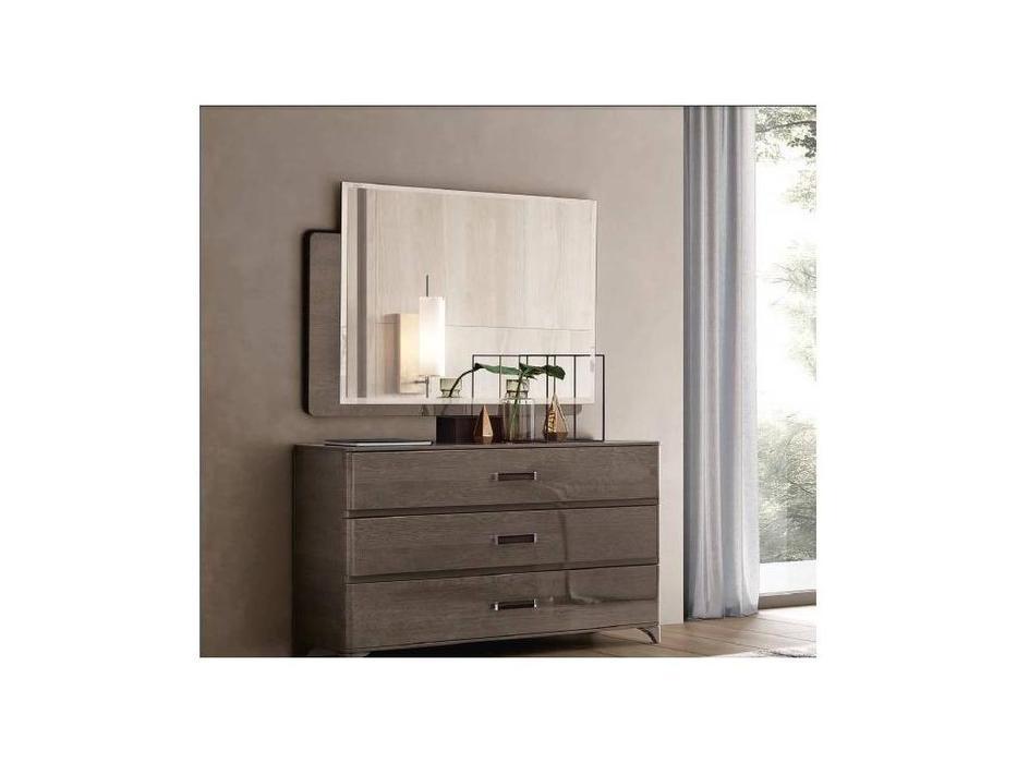 Camelgroup: Maia: зеркало навесное  (серебристая береза)