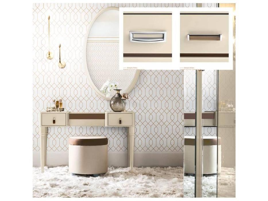 Camelgroup: Altea: стол туалетный  ручки Milano,Fibbia (avorio)