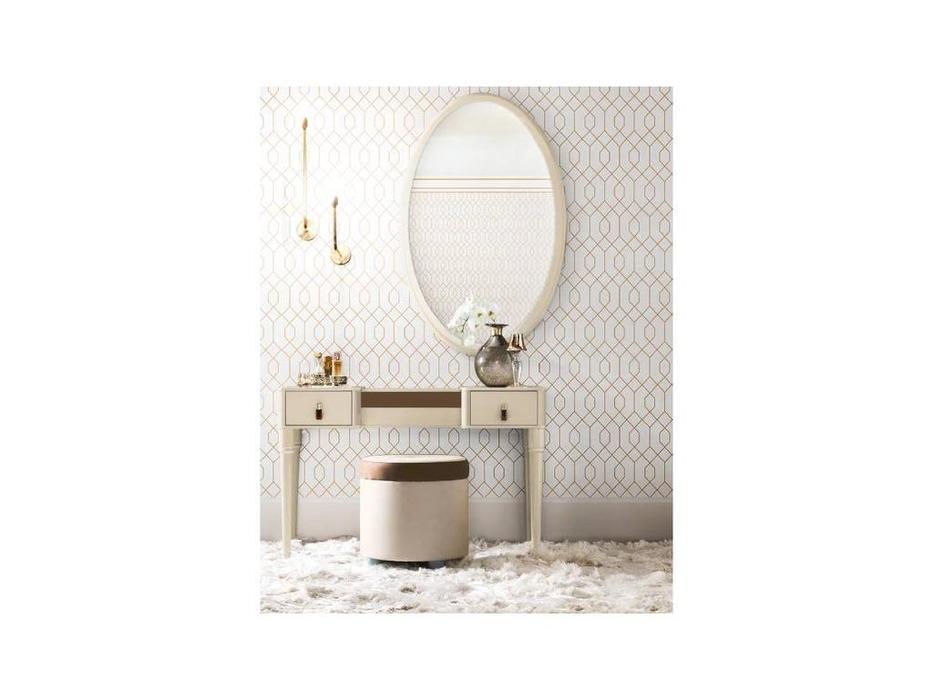 Camelgroup: Altea: стол туалетный  ручки Cuoio (avorio)