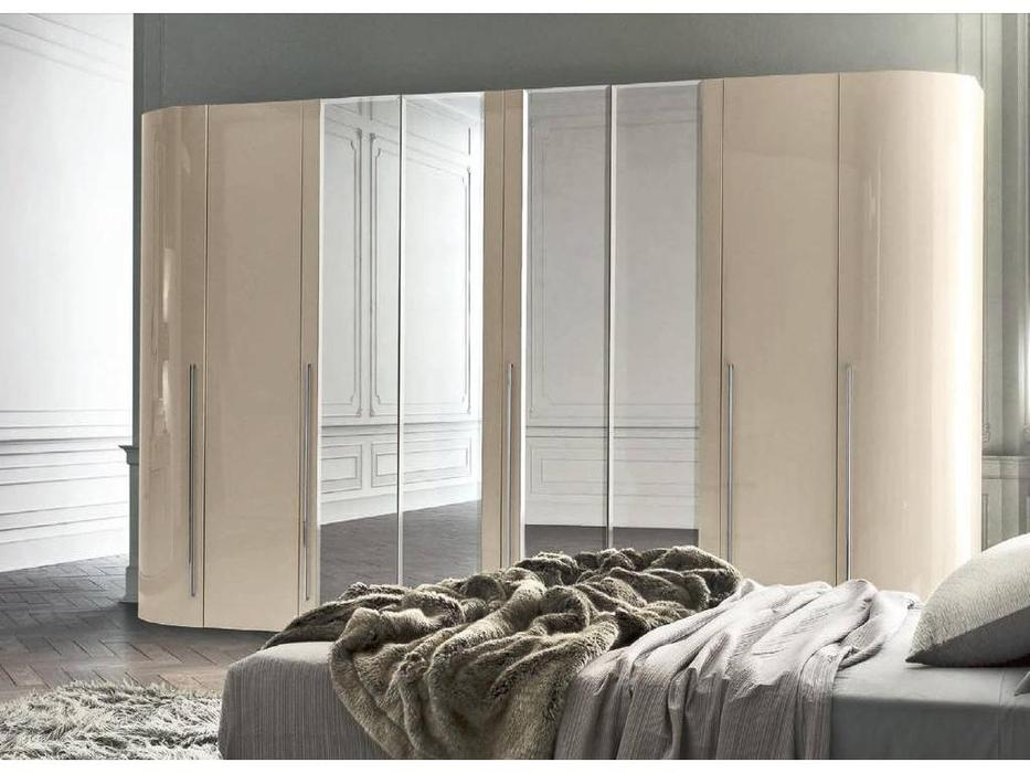 Camelgroup: Altea: шкаф 8-и дверный с зеркалами (avorio)