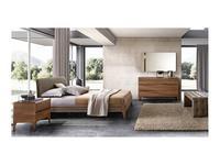 5229524 спальня современный стиль Camelgroup: Akademy