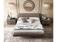 Camelgroup: Maia: кровать 160х200 Smart  (серебристая береза)