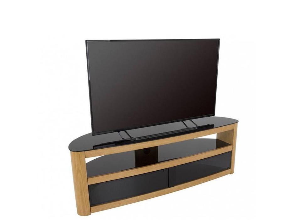 AVF: Burghley: тумба под телевизор  (шпон дуб)