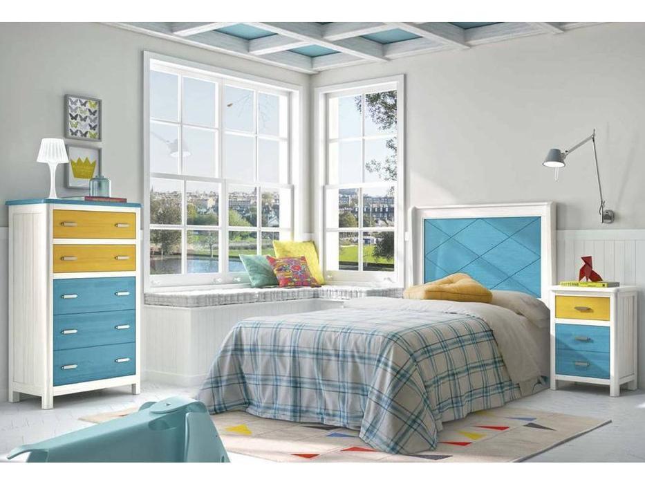 Grupo Seys: Cerdena: детская комната (многоцветный)