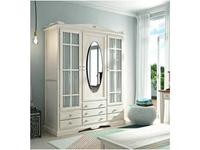 Grupo Seys: Decco: шкаф 3 дверный  с зеркалом (Blanco Decape)