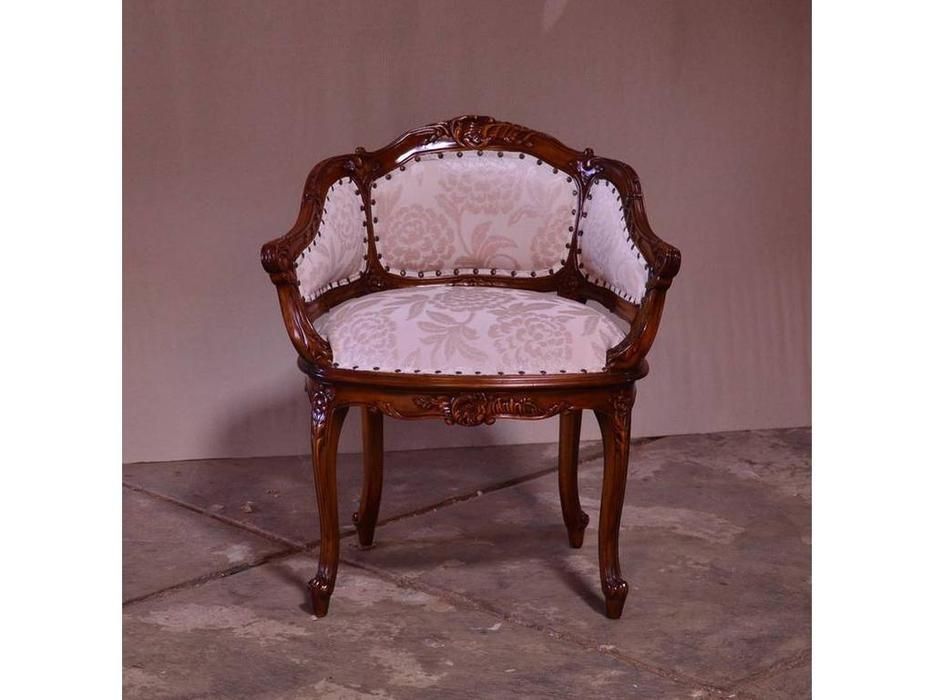 Jakarta: Cleo: кресло  (орех, ткань)
