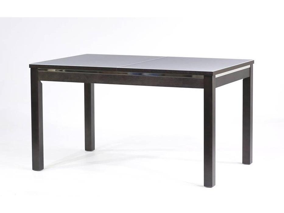 Юта: Альт: стол обеденный раскладной  (стекло)