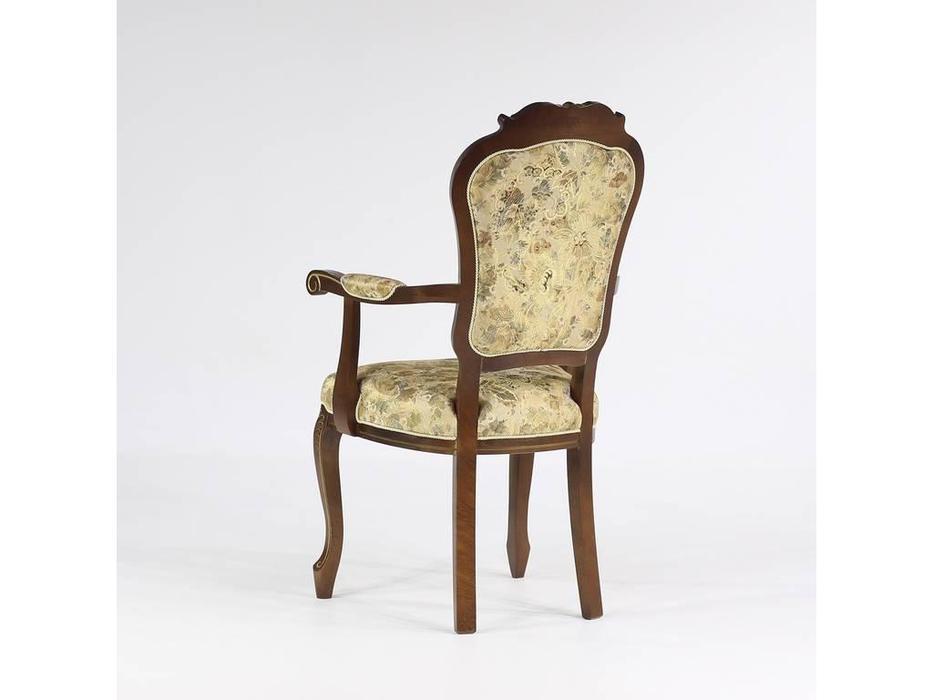 Юта: Сибарит: стул с подлокотниками  (ткань)