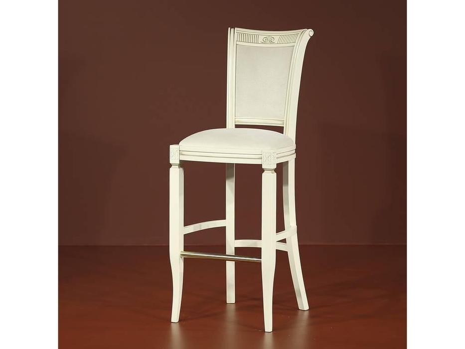 Юта: Элегант: стул барный  (ткань)