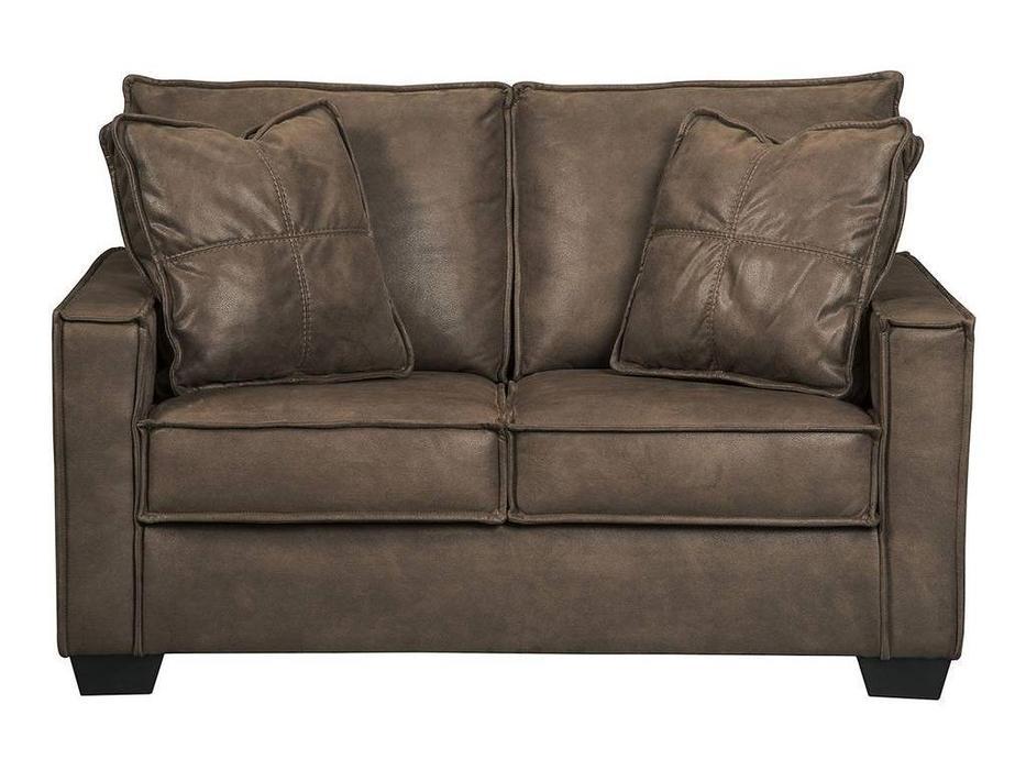 Ashley: Terrington: диван 2 местный  (коричневый)