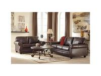 Ashley: Bristan: диван 2 местный  (коричневый)