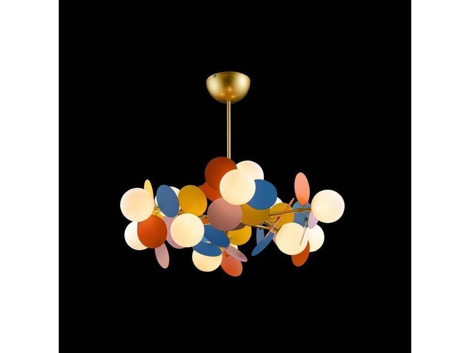Loftit: Matisse: люстра подвесная  G9 cветодиодная (золото, белый)