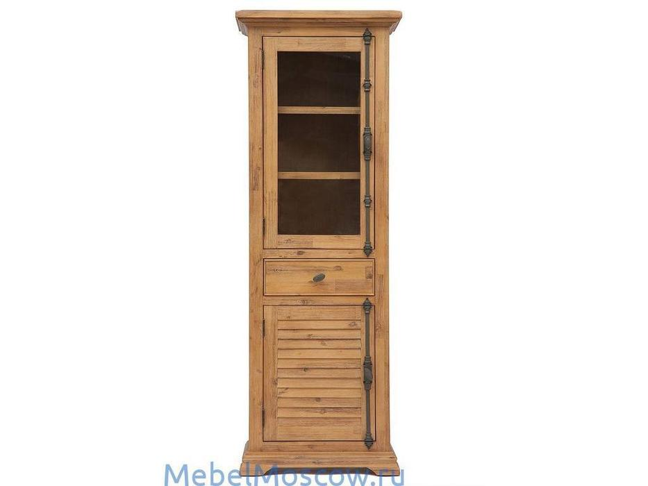 Loft: Avignon: витрина 1 дверная  (акация)