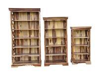 5230930 шкаф книжный Loft: Bombay