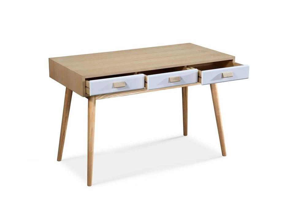 Vacso: Hexteria: стол письменный  (тёмный орех)