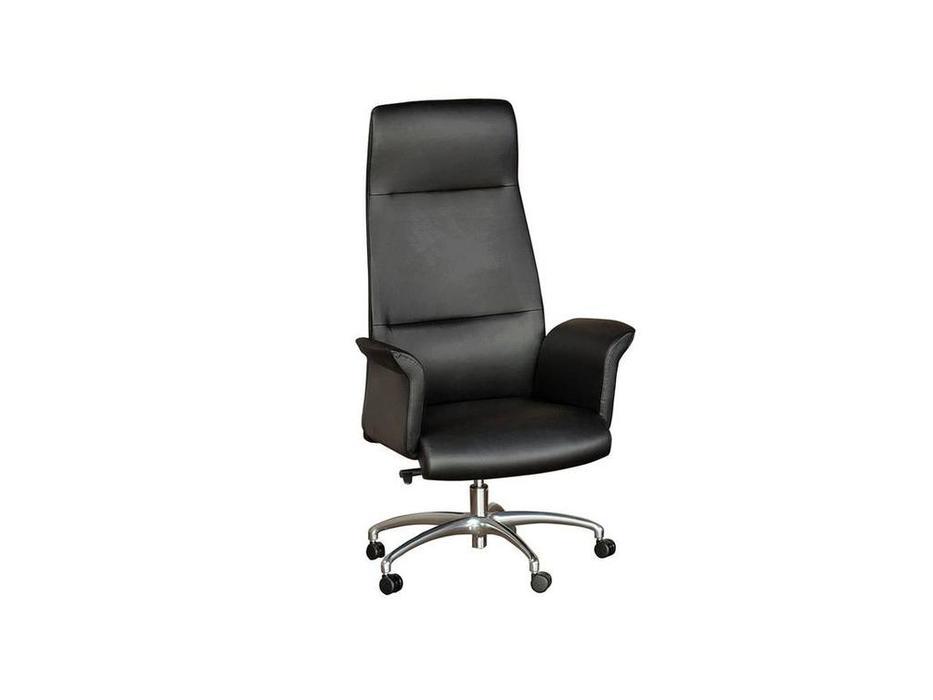 Vacso: 517: кресло руководителя  (кожа, хром)