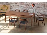 Vacso: 517: стол переговорный  (американский орех)
