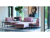 Sits: Alva: диван угловой (ткань)